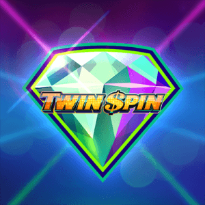 Twin Spin  logo review