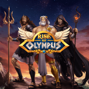 Rise Of Olympus  logo review