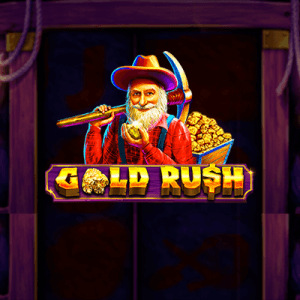 Gold Rush  logo review