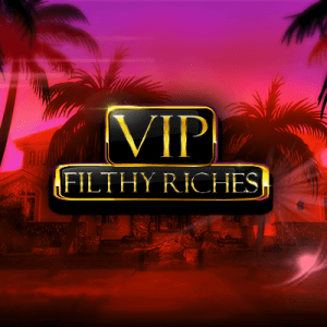 VIP Filthy Riches  logo review