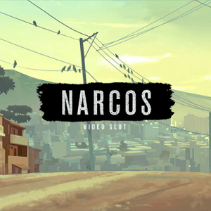 Narcos  logo review