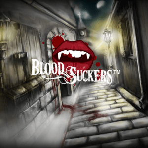 Blood Suckers  logo review