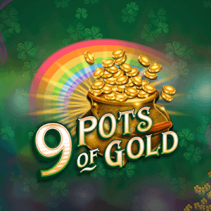 9 Pots Of Gold  logo review