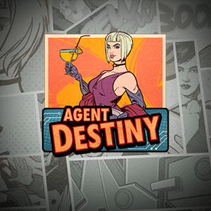 Agent Destiny  logo review