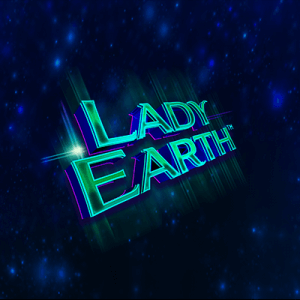 Lady Earth  logo review