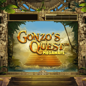 Gonzo's Quest Megaways  logo review