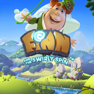 Finn and the Swirly Spin  logo review