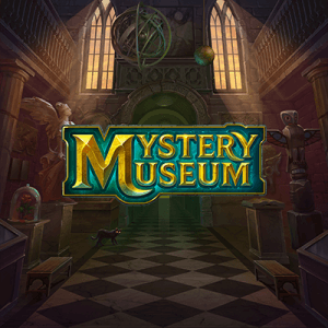 Mystery Museum  logo review