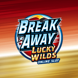 Break Away Lucky Wilds  logo review