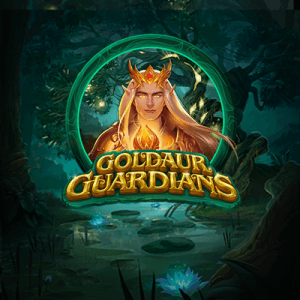 Goldaur Guardians  logo review