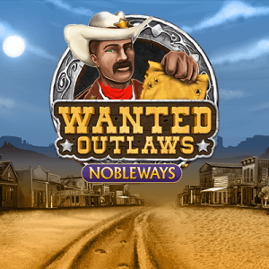 Wanted Outlaws Nobleways  logo review