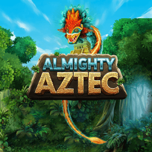 Almighty Aztec  logo review