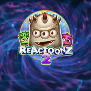 Reactoonz 2  logo review
