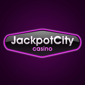 Jackpot City side logo review