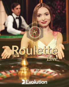Live Roulette  logo review