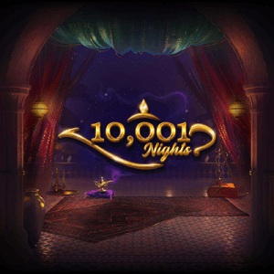 10,001 Nights  logo review