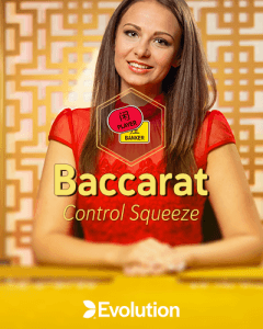 Baccarat Control Squeeze  logo review