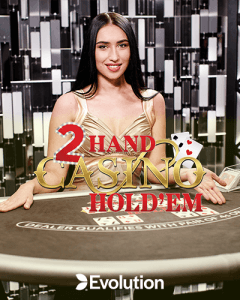 Two Hand Casino Hold'em  logo review