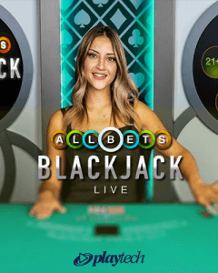 All Bets Blackjack  logo review