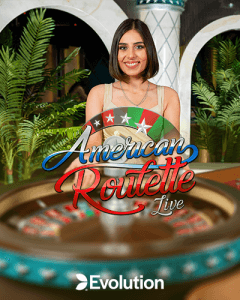 American Roulette Live  logo review