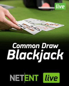Common Draw Blackjack  logo review