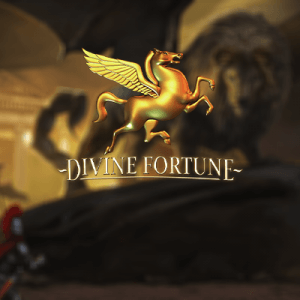 Divine Fortune  logo review