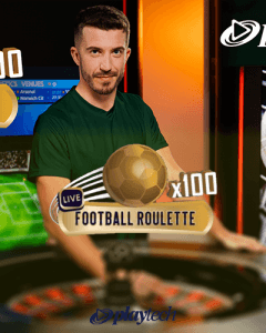 Live Football Roulette  logo review