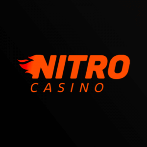 Nitro Casino side logo review