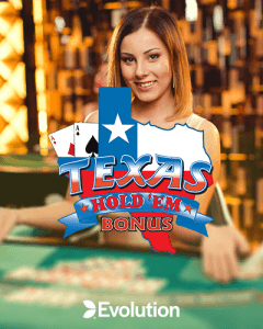 Texas Hold'em Bonus Poker  logo review