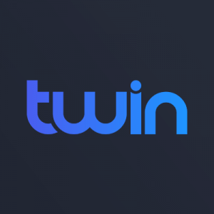 Twin Casino side logo review