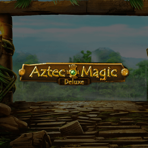 Aztec Magic Deluxe logo review