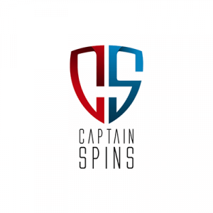 Captain Spins Casino side logo review