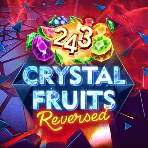 243 Crystal Fruits Reversed  logo review