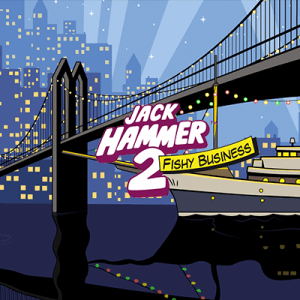 Jack Hammer 2  logo review