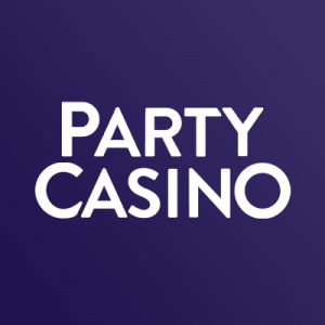 Party Casino side logo review