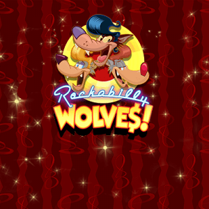 Rockabilly Wolves  logo review