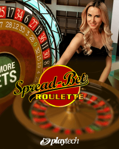 Spread Bet Roulette  logo review