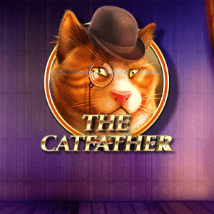 The Catfather  logo review
