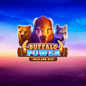 Buffalo Power: Hold and Win  logo review