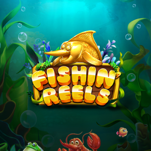 Fishin' Reels  logo review