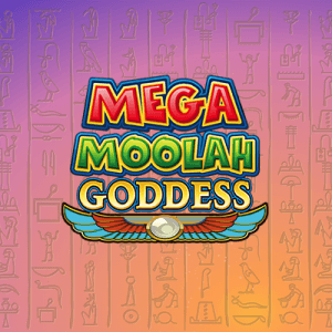 Mega Moolah Goddess  logo review