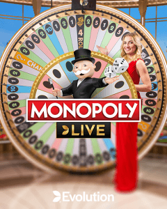 Monopoly Live  logo review