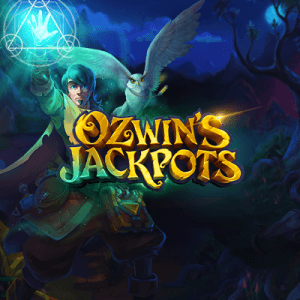 Ozwin's Jackpots  logo review