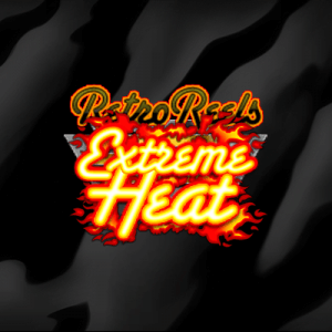 Retro Reels: Extreme Heat  logo review