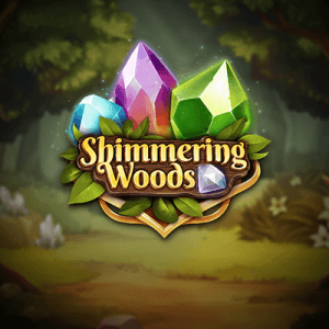 Shimmering Woods  logo review
