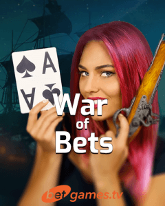 War of Bets  logo review