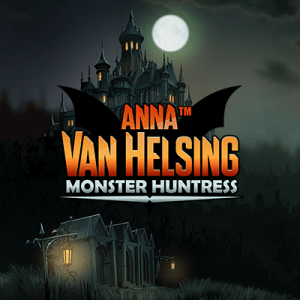 Anna Van Helsing Monster Huntress  logo review