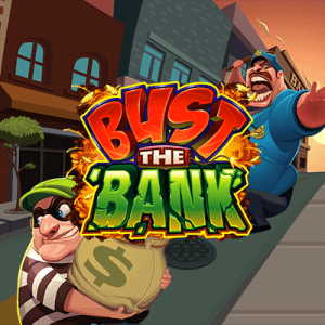 Bust the Bank  logo review