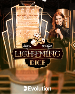 Lightning Dice  logo review