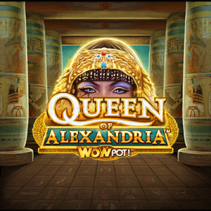 Queen of Alexandria WowPot!  logo review